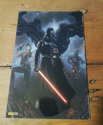 panini comics star wars collector février 2018 special Angoulême