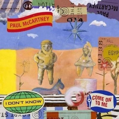 """PAUL MCCARTNEY - I DON'T KNOW / COME ON TO ME Vinyl 7"""" - RSD / Black Friday 2018"""