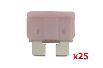 Led Smart Fuse 3-Amp Pk 25 | Connect 33080