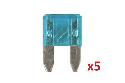 15Amp Mini Blade Fuse Pk 5 | Connect 36837