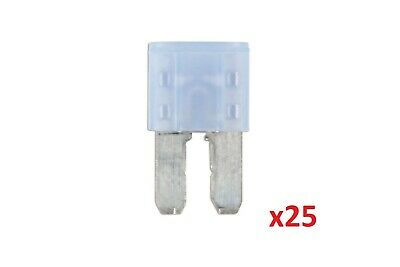 Connect 37163 15amp Micro 2 Blade Fuse Pk 25