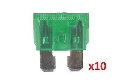 30Amp Standard Blade Fuse Pk 10 Connect 36829