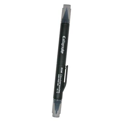 ITOYA Doubleheader Calligraphy Pens  - Black