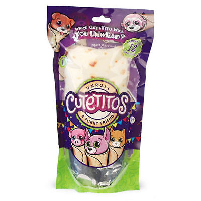 Cutetitos 7 Inch Plush Mystery Pack - Brand New