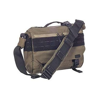 5.11 Rush Delivery Tactical Travel Messenger Laptop MOLLE Army Carryall OD Trail