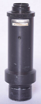 Optem Microscope Camera Adapter Photo Tube Lens