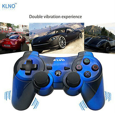 NEW Wireless Controller For PS3 Bluetooth PS3 Games Remote  With Cable  (JGL)