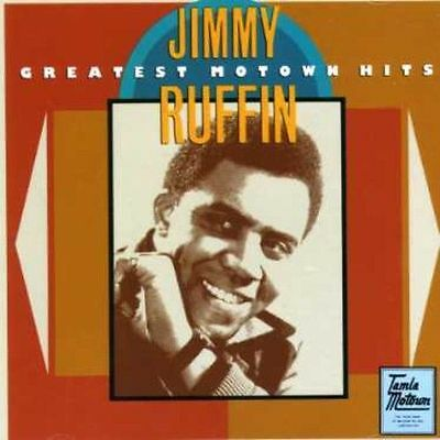 Jimmy Ruffin: Greatest Motown Hits 20 Track Cd The Very Best Of / New