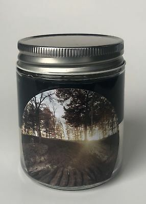 The Wick 338 Smokey Campfire 100% Soy Wax Hand Poured Same Day Premier Candle