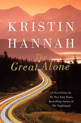 The Great Alone by Kristin Hannah NEW 2018, 'Fast Delivery'