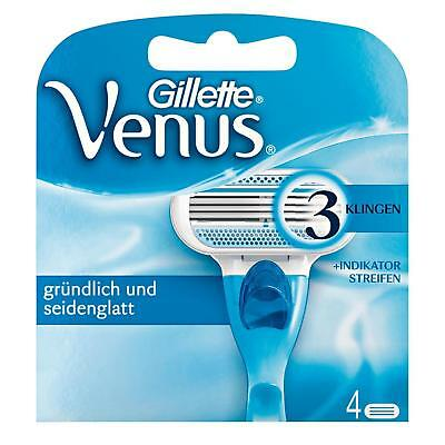 Gillette for Women Venus Systemklingen 4 Stück/