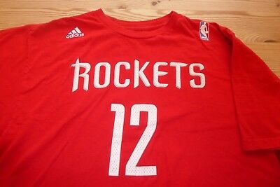 NBA HOUSTON ROCKETS Howard Chinese New Year Jersey Large - New with ... ca127163f