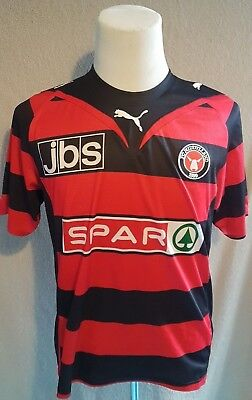 FC Midtyland Puma Football Shirt #17 Albaek Size: Medium VERY GOOD Condition