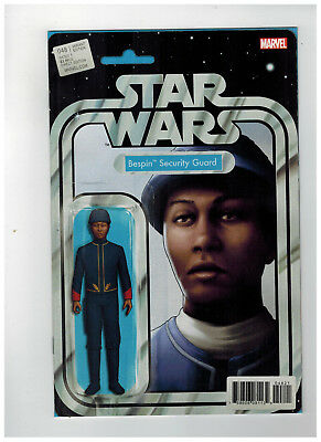 STAR WARS #48  1st Printing - Action Figure Variant Cover   / 2018 Marvel Comics
