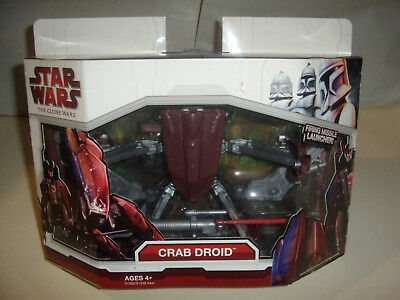 STAR WARS Crab Droid NEU in OVP!