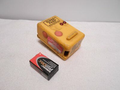 GRACE INDUSTRIES FireFighte​r Super PASS Alarm ~ SCB​A/Turnout Gear/Firem​an