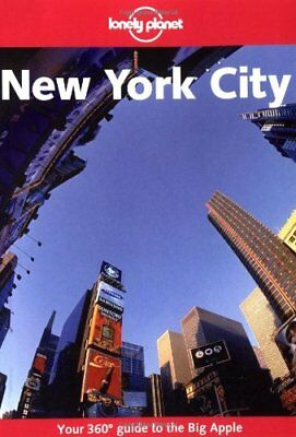 (Very Good)1740593057 New York City (Lonely Planet City Guide),Conner Gorry,Pape