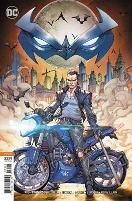Nightwing #53 Variant Cover VF/NM DC Comics STOCK PHOTO 2018