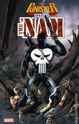 Punisher Invades The 'Nam TPB (Marvel) Expanded Edition #1-1ST 2018 NM