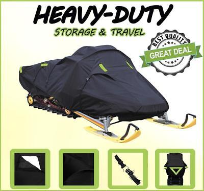 600D Snowmachine Snowmobile Sled Cover Arctic Cat XF 7000 Limited 2014