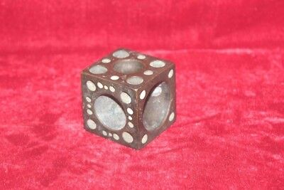 Old Vintage Antique Solid Paper Weight Home Decor Collectible PR-68