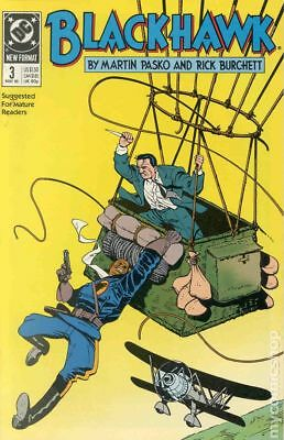Blackhawk (2nd Series) #3 1989 VF Stock Image