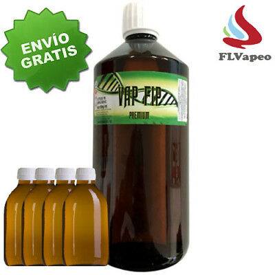 Base Vap Fip 1.000ml 80/20 más 4 Botes de maceracion Topacio 250 ml PP28