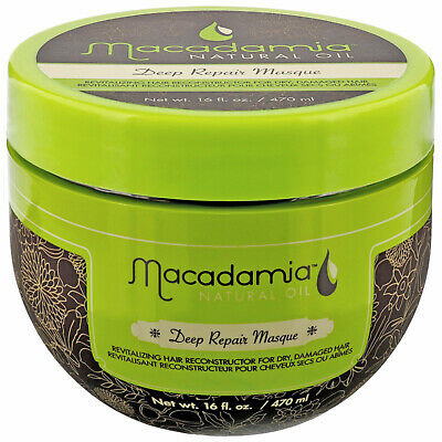 NEW Macadamia Natural Oil Care & Treatment Deep Repair Masque for Dry & Damaged
