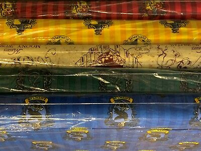 OFFICAL LICENSED HARRY POTTER FABRIC - 100% Cotton - Camelot Fabrics
