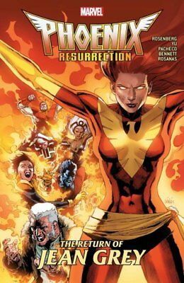Phoenix Resurrection: The Return Of Jean Grey by Matthew Rosenberg 9781302911638