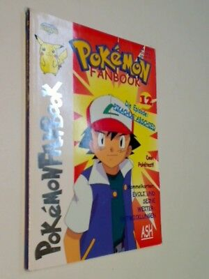 Pokemon Fanbook Nr. 12,  mit 4 Special Cards, ERSTAUSGABE 2001, Diamond Publishi