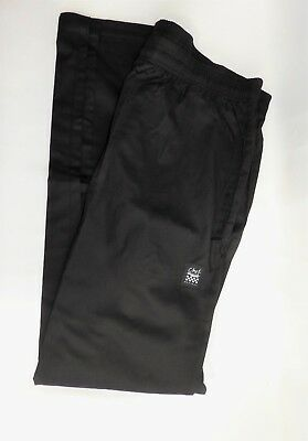 Mens Chef Revival Black Baggy Pants Size 3X, NEW W/ TAGS