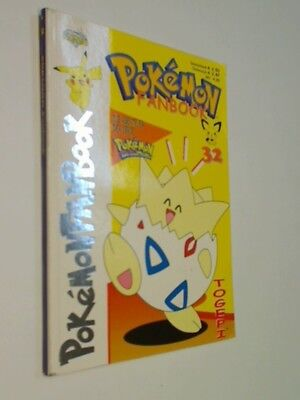 Pokemon Fanbook Nr. 32,  mit 4 Special Cards, ERSTAUSGABE 2003, Diamond Publishi