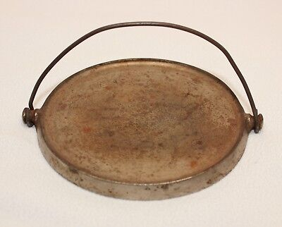 Vintage Wagner Ware Sidney Cast Iron Salesman Sample Small Skillet #0, Childs ?
