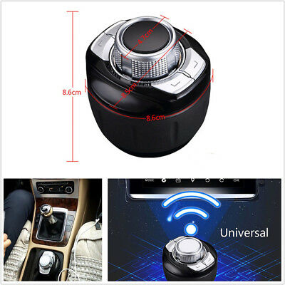Portable Universal Wireless APP Car GPS Navigation Controller Button For Android