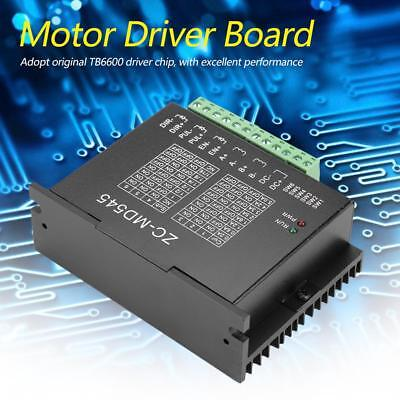 ZC-MD545 5A 12-48V DC Stepper/Stepping Motor Driver Controller For CNC Router