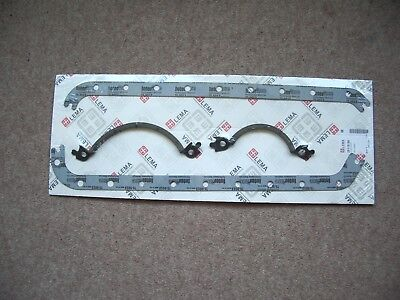 Iveco 75E14 Sump Gasket part 1907812 early 4 cyl engine type 8040.45  1990 -2000