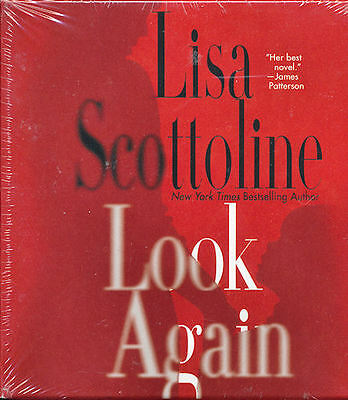 Audio book - Look Again by Lisa Scottoline   -   CD   -   Abr