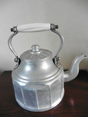 Antique French Kettle Large