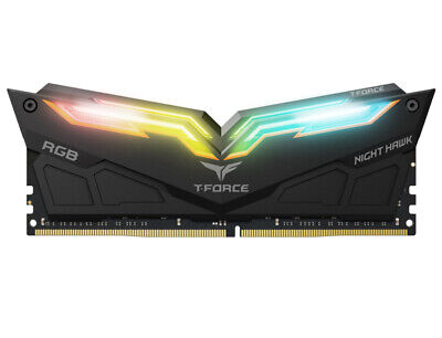 Team Group Night Hawk RGB memory module 16 GB DDR4 3200 MHz