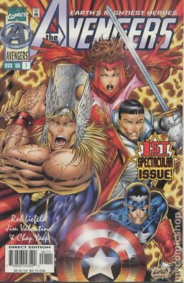 Avengers (2nd Series) 1A 1996 VF Stock Image