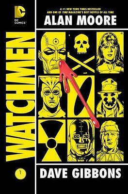 Watchmen: International Edition Alan Moore VeryGood