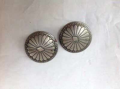 South West Concho Style Buttons