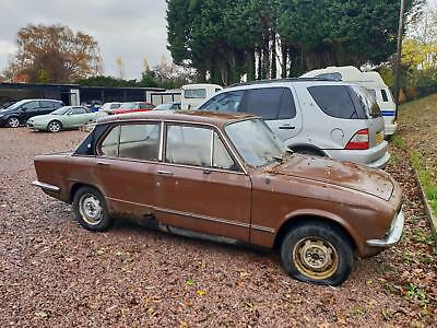 Triumph Dolomite 1500 restoration project or parts