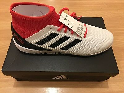 652b443438a7 NEW ADIDAS PREDATOR tango 18.3 IN Turf indoor Soccer Shoes Training ...