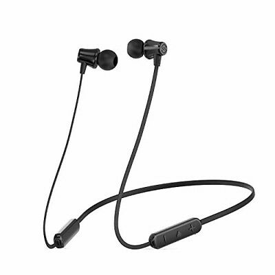 Bluetooth Headphones Wireless Earbuds Sport Magnetic Bluetooth Earphone Mic 8Hr