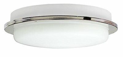 Westinghouse Paralume Opal Frosted Drum Shade, Bianco JMG1