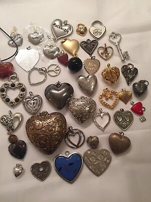 Hearty Vintage And Modern Necklace Lot Mixed Lots Jewellery & Watches