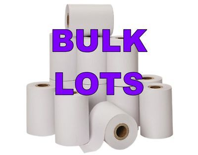 BULK BUY Thermal Paper Cash Receipt Till POS Rolls EFTPOS BOX 57x34mm 57.34 mm