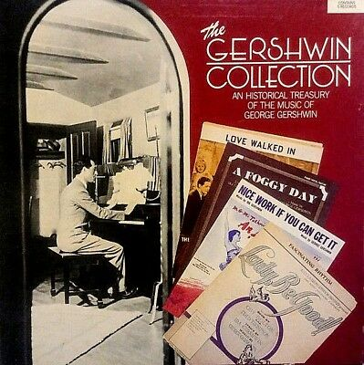 The Gershwin Collection (Various Artists) 5 Lps Premium Quality Used Lp (Nm/Ex)